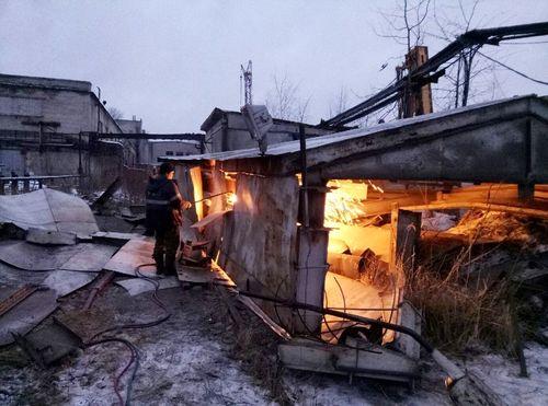 Демонтаж металлоконструкций в Санкт-Петербурге