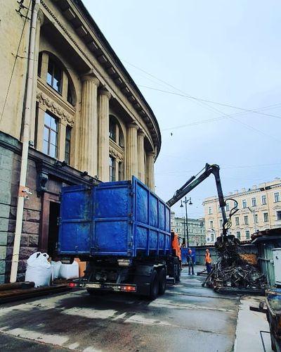 Прием лома цветных металлов в Санкт-Петербурге
